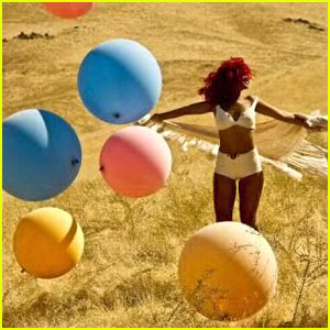 Rihanna: 'Only Girl In The World' Video Preview!