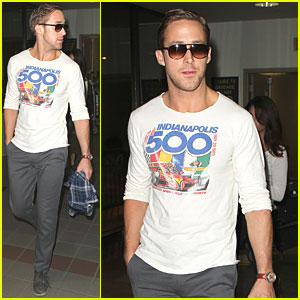 Ryan Gosling: Indy 500 Flight!