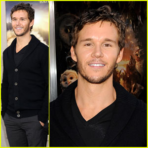 Ryan Kwanten: Hugo Hottie at 'Owls of Ga'Hoole' Premiere