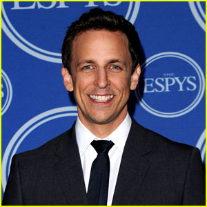 Seth Meyers To Host ESPYs — Again!