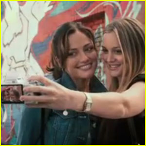 Leighton Meester: 'The Roommate' Trailer with Minka Kelly!