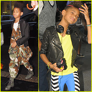 Willow Smith: Fashion Week Fierceness