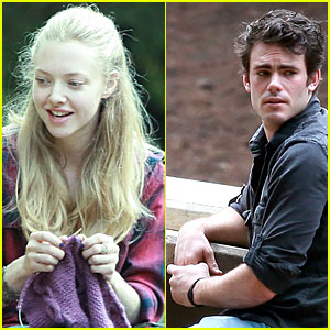 Amanda Seyfried & Micah Alberti: Griffith Park Pair