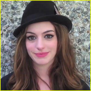 Anne Hathaway: Get Help if You're Being Bullied!