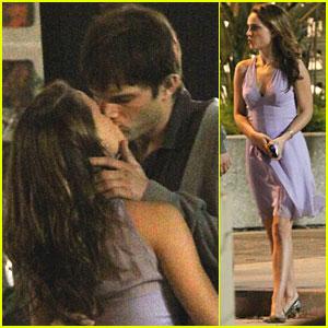 Natalie Portman & Ashton Kutcher: Kiss Kiss!