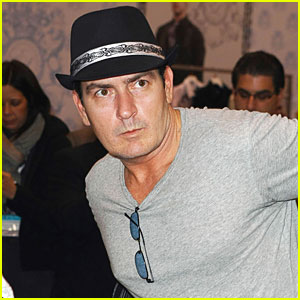 Charlie Sheen Hospitalized After 'Medication Reaction'