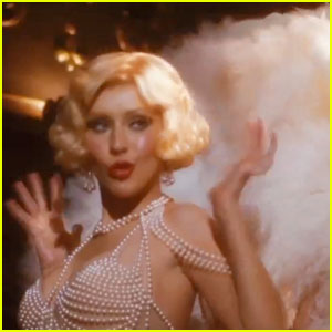 Christina Aguilera: New 'Burlesque' Trailer!