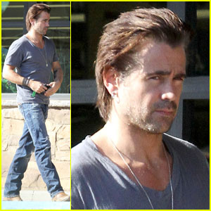 Colin Farrell: Supermarket Run