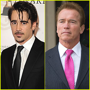Colin Farrell: Headed for 'Total Recall' Reboot?