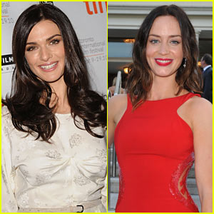 Rachel Weisz &#038; Emily Blunt: Sister Sister!