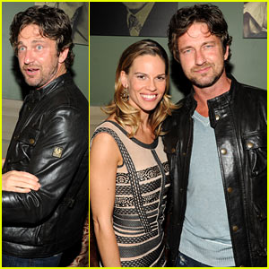 Gerard Butler: 'Conviction' Premiere After-Party