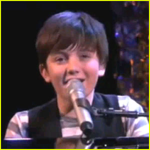 Greyson Chance Rocks 'Ellen' with New Single