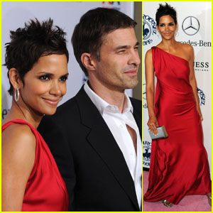 Halle Berry & Olivier Martinez: Carousel of Hope Couple!