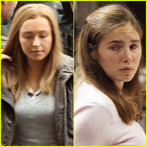Hayden Panettiere Transforms into Amanda Knox