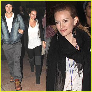 Hilary Duff: Halloween Horror Nights with Haylie & Nick!