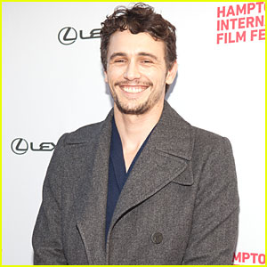 James Franco: '127 Hours' Premiere!