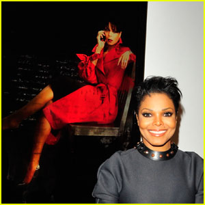 Janet Jackson: 'Living Portraits' Hostess