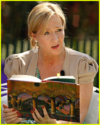 J.K. Rowling: I Could Definitely Write An Eighth Harry Potter Book