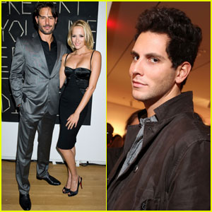 Joe Manganiello & Gabe Saporta: MAD Metalball Men