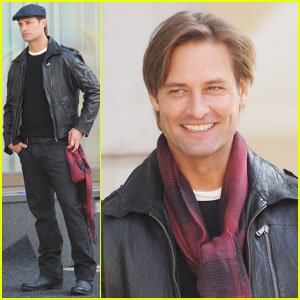 Josh Holloway Begins Mission: Impossible IV