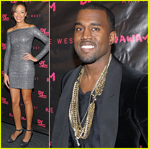 Kanye West: 'Runaway' Premiere with Selita Ebanks!