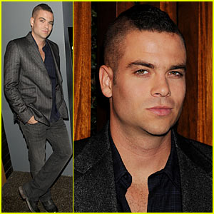 Mark Salling: Download Hidden 'Fugitive' Track!