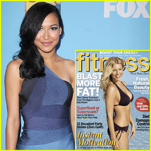 Naya Rivera: I Was A Nerd in High School!