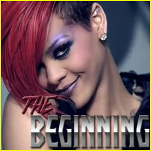 Rihanna - 'Who's That Chick?' Video Premiere