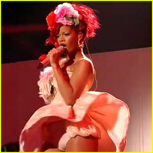 Rihanna: Only Girl in The X Factor!