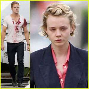 Carey Mulligan & Ryan Gosling: Blood And Tears