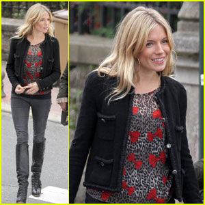 Sienna Miller: Dinard British Film Festival Juror!