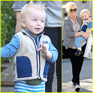 Amy Poehler: Farmers Market with Archie!