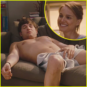 Natalie Portman & Ashton Kutcher: 'No Strings Attached' Trailer!