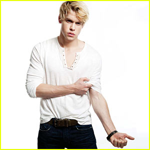 Chord Overstreet's Sexy New Photo Shoot
