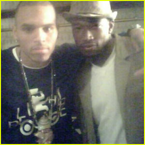 Chris Brown Reads 'Between The Lines' -- LISTEN NOW!