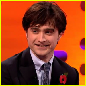 Daniel radcliffe photos news and videos just jared page 46 check out this crazy clip of daniel radcliffe spewing out all the elements of the periodic table on the graham norton show urtaz Choice Image