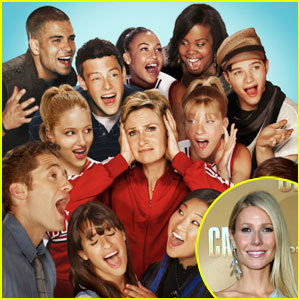 Gwyneth Paltrow: 'Forget You' with the Glee Cast!