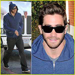 Jake Gyllenhaal: Smiley Sans Taylor Swift