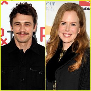 James Franco to Join Nicole Kidman on Broadway?