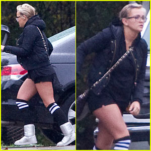 Jamie Lynn Spears Has Got Her Hot Pants On And Up