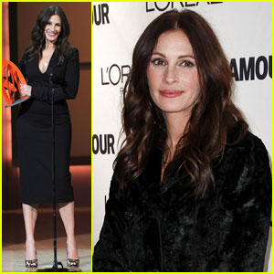 Julia Roberts: 'Glamour Women of the Year' Honoree!