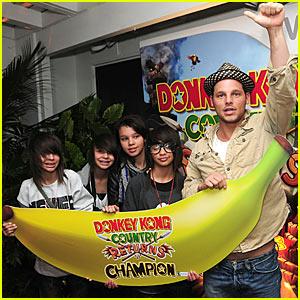 Justin Chambers: It's On Like Donkey Kong!