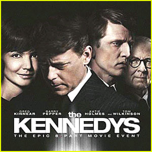 Katie Holmes: 'The Kennedys' Movie Poster!
