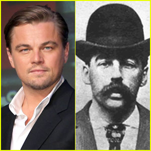 Leo DiCaprio to Play Serial Killer Dr. HH Holmes