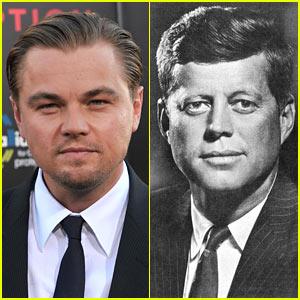 Leonardo DiCaprio: JFK Assassination Movie Star!