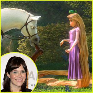 Mandy Moore: New 'Tangled' Stills!