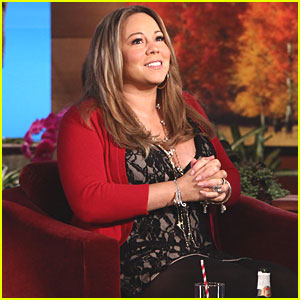 Mariah Carey: 'Oh Santa' Video Premiere!