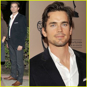 Matt Bomer Is A TV Crimefighter
