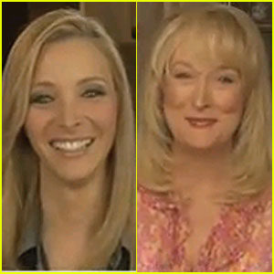 Meryl Streep: 'Web Therapy' Sneak Peek!
