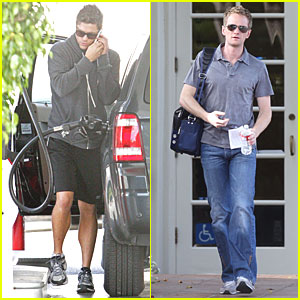 Neil Patrick Harris & David Burtka: L.A. Daddy Duties!